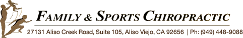 Family & Sports Chiropractic logo - Home