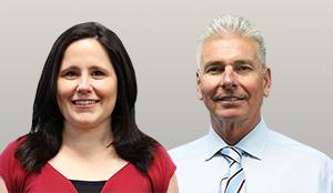 Dr. Amber Werner & Dr. Kevin Priestley