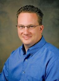 Portrait of Altoona chiropractor, Dr. Kevin Eichelberger
