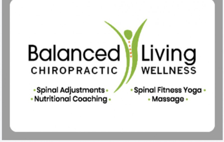 Gift Cards at Balanced Living Chiropractic Wellness