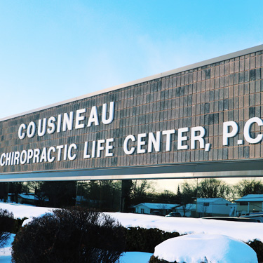 Cousineau Chiropractic exterior