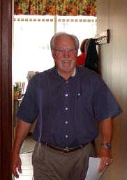Fredericton Chiropractor Dr. Glenn Johnston