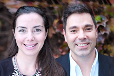 Bondi Junction chiropractors, Dr Glen Cameron and Dr Julia Vitali