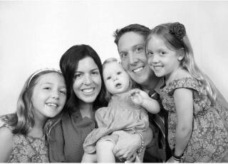 Dr. Sanders family