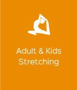 Adult & Kids Streching