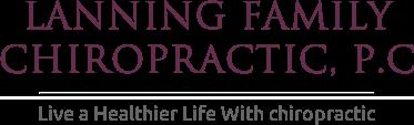 Lanning Family Chiropractic, P.C. logo - Home