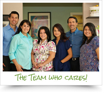 The team who cares