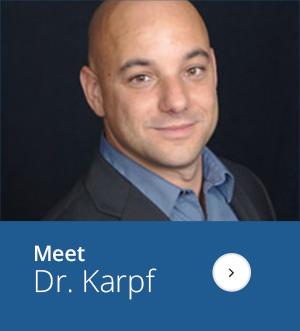 Meet Dr. Karpf