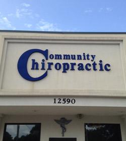Photo Community Chiropractic Location