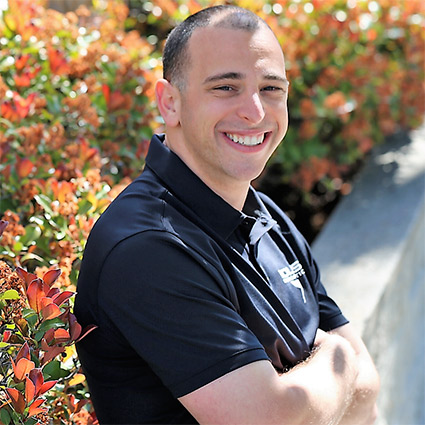 Chiropractor, Dr. Aaron Arnold