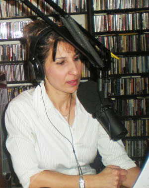 Chiropractor Mamak Shakib, DC,MTA,CSP,EFT-ADV; Talk Radio Show Host