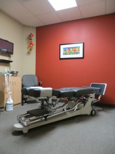 Our comfortable, tranquil treatment rooms are always  prepared carefully before each patient's appointment.