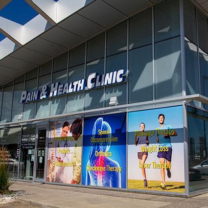 Century Park Pain and Health Clinic exterior