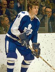 Jim Dorey, former NHL Hockey Player