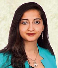 Dr. Krutika Desai