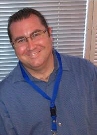 Chris, physiotherapist