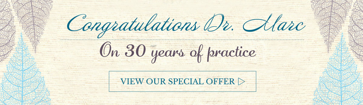 Congratulations Dr. Marc!