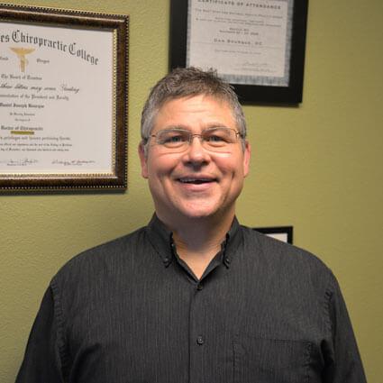 Chiropractor Bend, Dr. Dan Bourque