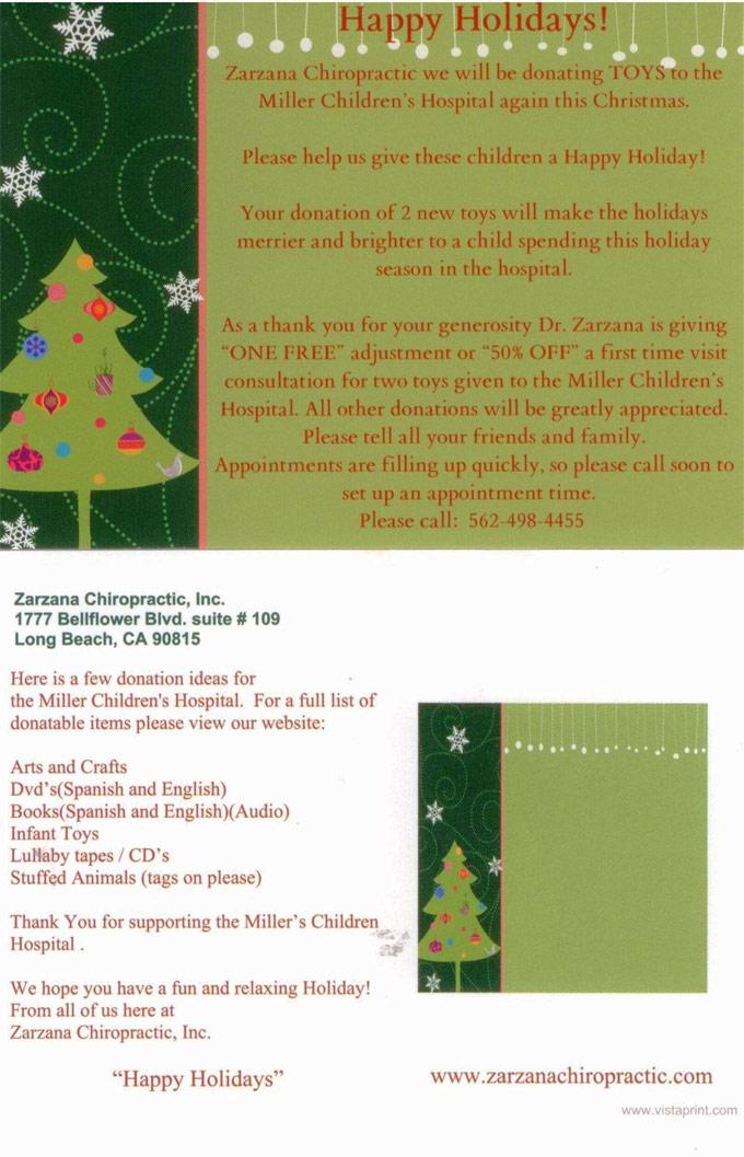 Christmas 2011 Flyer