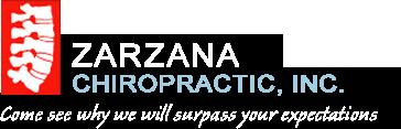 Zarzana Chiropractic logo