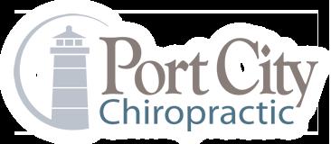 Port City Chiropractic logo - Home