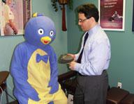 Dr. DeSano explains what will happen at your visit.