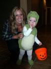 Amy & Baby Avary