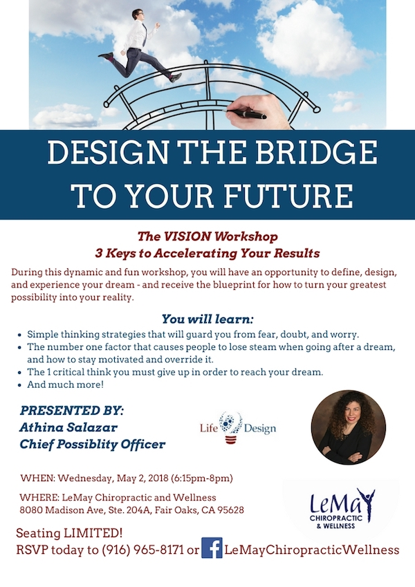 LeMay Chiropractic Vision Workshop