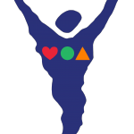Trihealthlon logo
