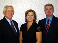 Dr. Larry Matney, Dr. Cheri Jung & Dr. Michael Hiatt