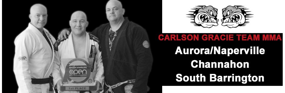 CarlsonGracie-MMA Logo