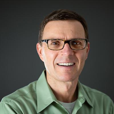 Dr. Scott Martin Headshot