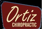 Ortiz Chiropractic logo - Home