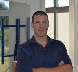 Brad Penner, Registered Kinesiologist