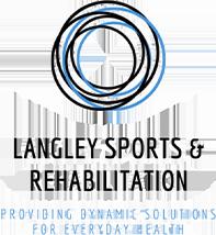 Langley Sports & Rehabilitation logo - Home