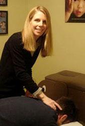 Dr. Kristine Newman, Newmarket Chiropractor