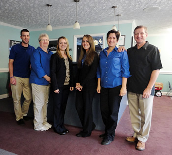 Dr. Jerry Fonke and Team of Fayetteville Family Chiropractic welcome you!