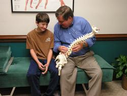 Wilson Chiropractor Dr. Daryl Chapman