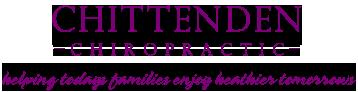 Chittenden Chiropractic logo - Home