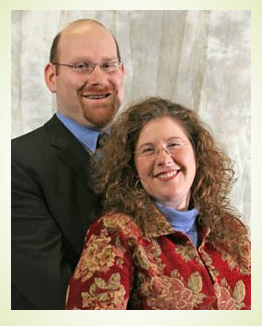 Dr. Len Siskin & his wife Rebecca