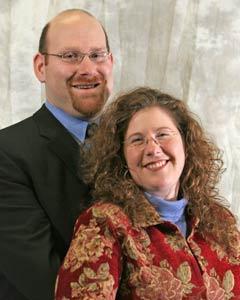 Dr. Len and Rebecca Siskin