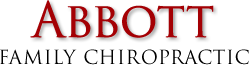 Abbott Family Chiropractic logo - Home