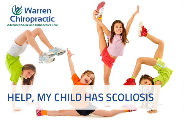 my child has scoliosis