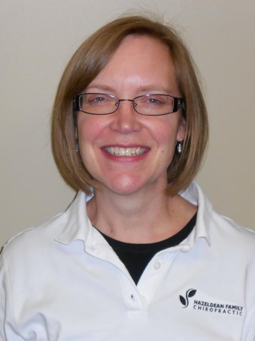 Kanata Chiropractic Assistant, Kathy Bastin