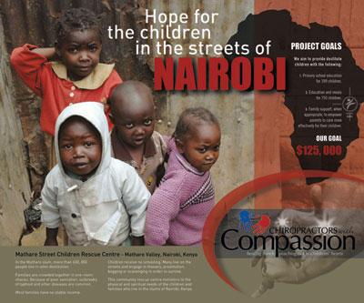 Mathare Street Children Rescue Centre