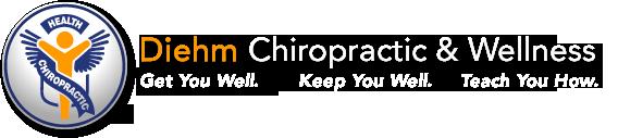 Diehm Chiropractic & Wellness logo - Home