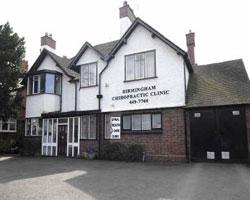Birmingham Chiropractic Clinic in Birmingham