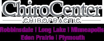 ChiroCenter logo - Home