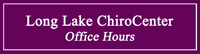 Long Lake Office Hours