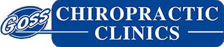 Goss Chiropractic Clinics logo - Home